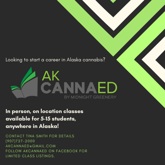 Banner promotion for AkCannaEd sign up